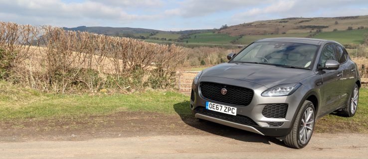 Jaguar E-Pace review: First drive with Jaguar's sporty, compact SUV