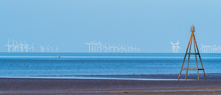 The UK just broke its previous record for energy generated by wind power