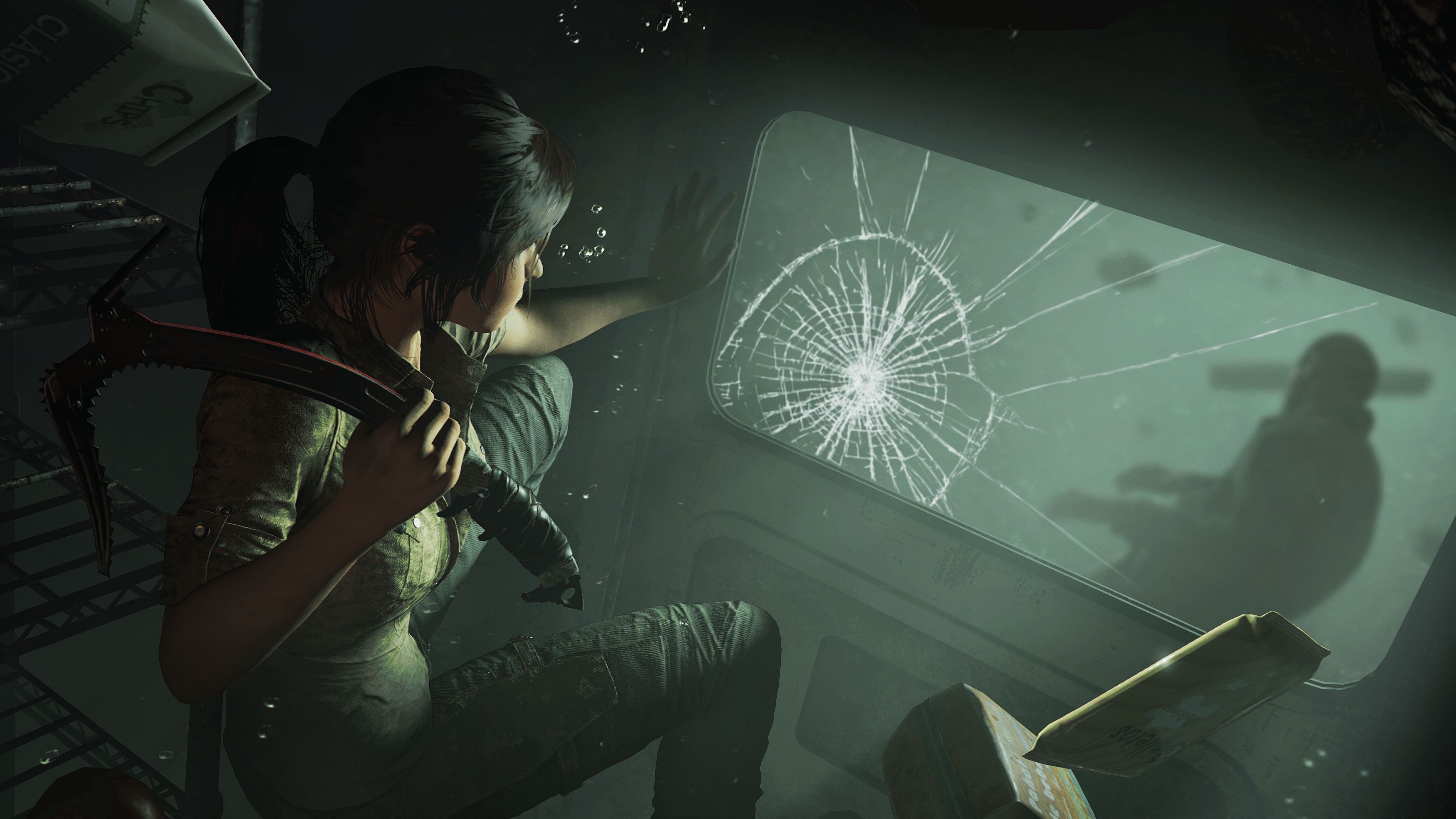 Shadow Of The Tomb Raider Release Date New E3 Trailers Show Off