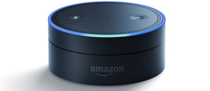 Why is My Echo Dot Flashing Blue?