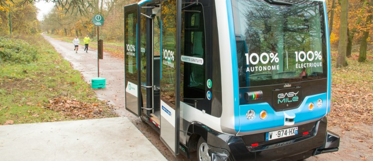 Driverless buses are coming to the UK as Stagecoach trials new vehicles