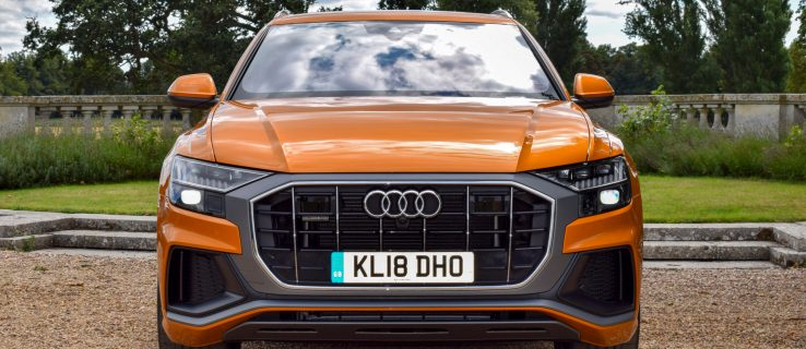 New Audi Q8 (2018) SUV UK price and review: We take Audi's tech-filled flagship SUV for a drive