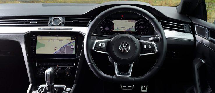 Inside the Volkswagen Arteon, the best and most advanced Volkswagen yet