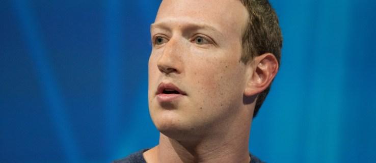 Facebook multado con £ 500,000 por escándalo de Cambridge Analytica