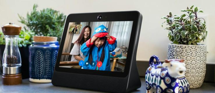 Facebook announces video chat-focused Portal device