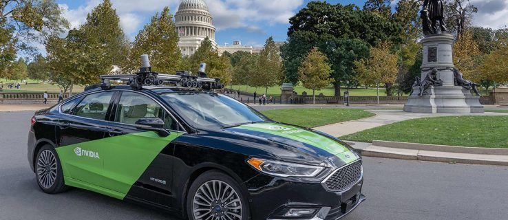 Nvidia's self-driving safety report aims to prove just how safe self-driving cars are
