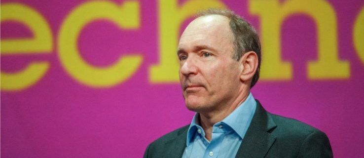 Tim Berners-Lee's new startup is aiming to protect your data