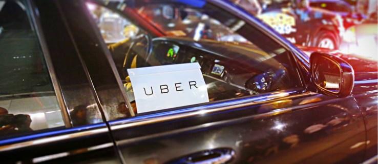 "Uber introduce una ""tarifa de aire limpio"" de 15 peniques en las tarifas de Londres"