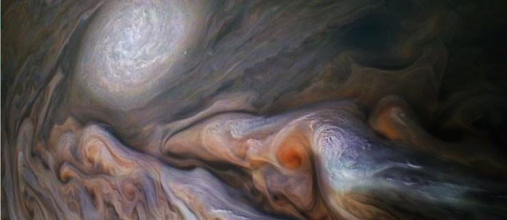 New photos of Jupiter show off Van Gogh-like clouds