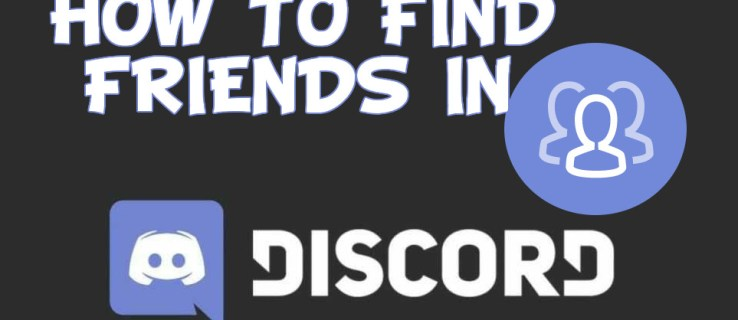 How To Find your Friends on Discord