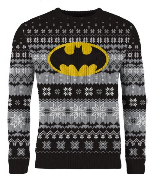 best_geeky_christmas_jumpers_batman