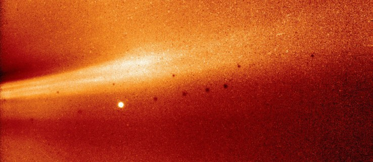 NASA's Parker Solar Probe just took its closest EVER picture of the sun