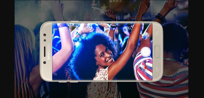 Samsung Galaxy J7 Mirror Screen