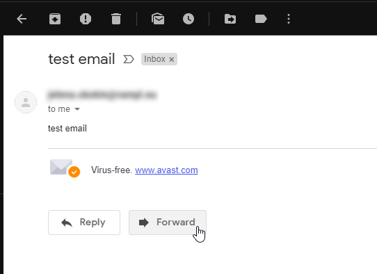 Attach an Email to a Text