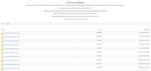 chromium download