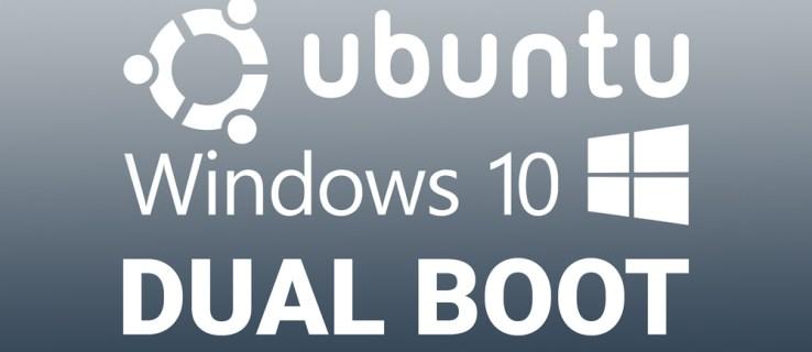How to Install Windows 10 Alongside Ubuntu