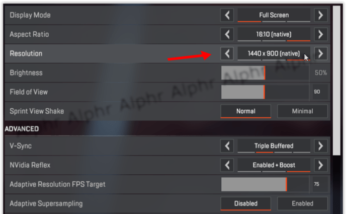 Apex Legends In Game Settings Optimize FPS 06d
