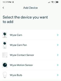 add device