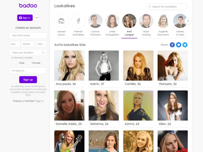 Dating Site Badoo Montreal