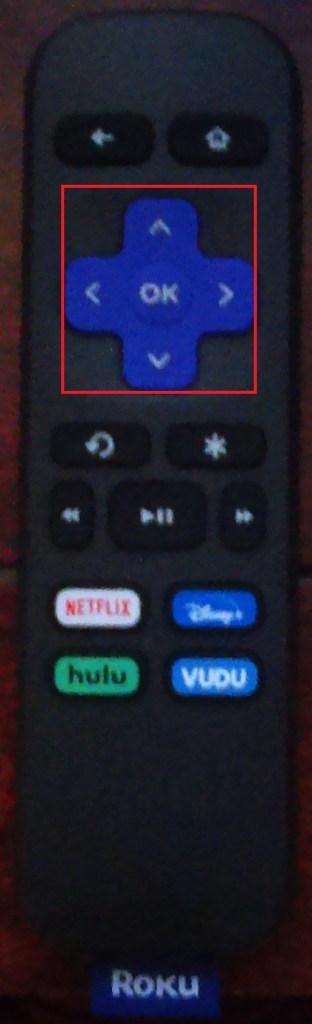 Roku remote - 2