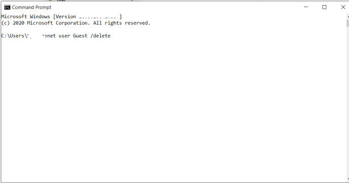 Command Prompt - 6