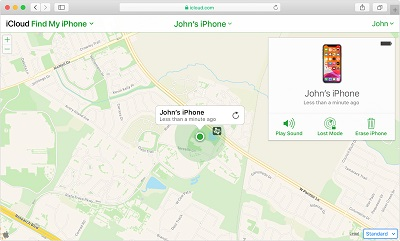 Find my phone iphone