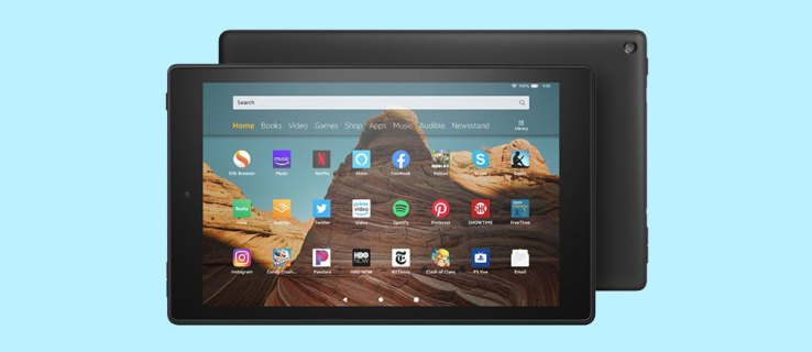How to Delete All Photos from the Amazon Fire Tablet
