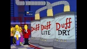 Simpsons Black Bars