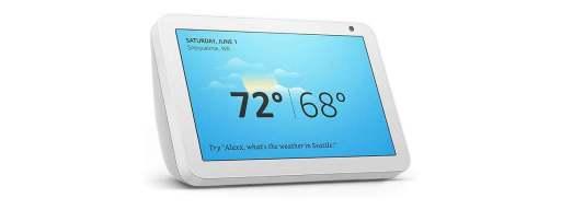 echo show indoor temperature