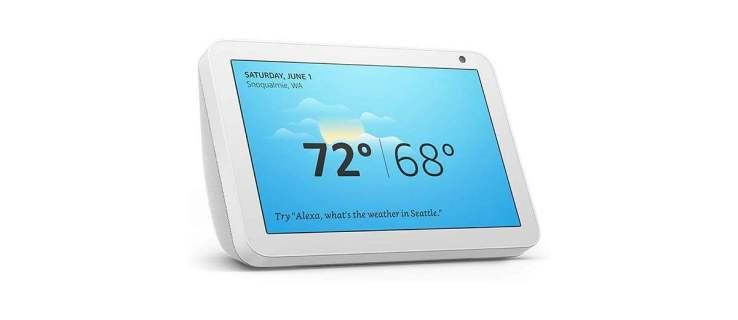 Can the Echo Show Display Indoor Temperature?