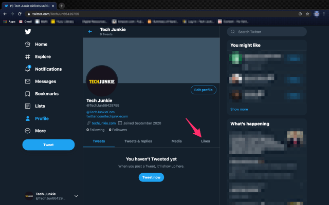 How To Delete All Your Twitter Likes