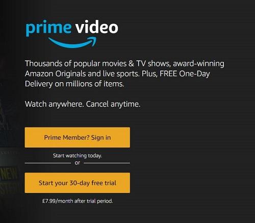 How To Stream Amazon Prime Video To A Chromecast