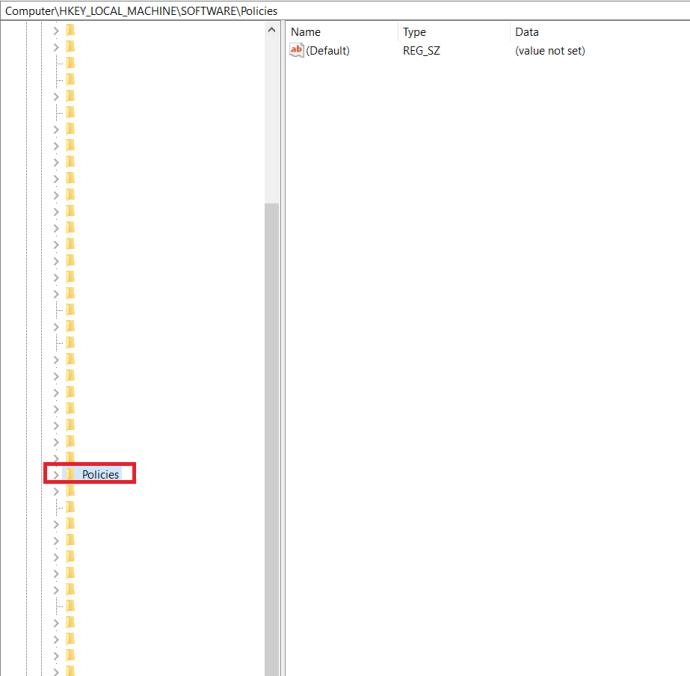 Windows System Registry - 3