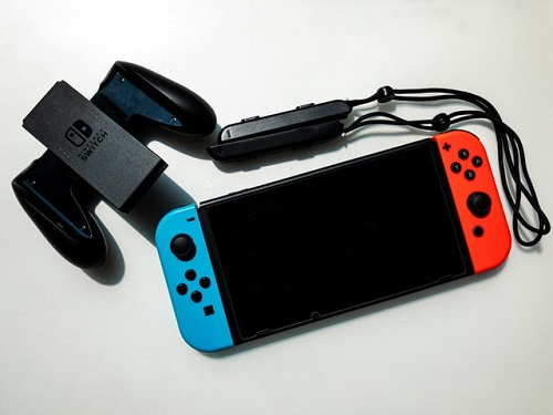how to send nintendo switch in for repair