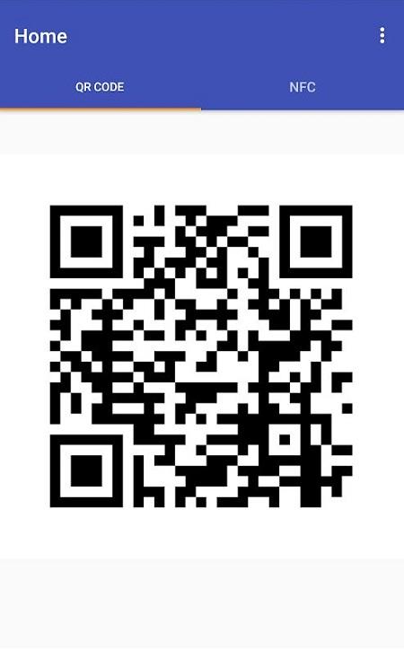QR a NFC