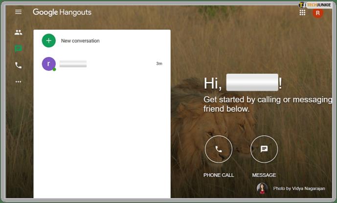 Google chat room delete