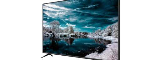 sharp tv how to turn on without remote