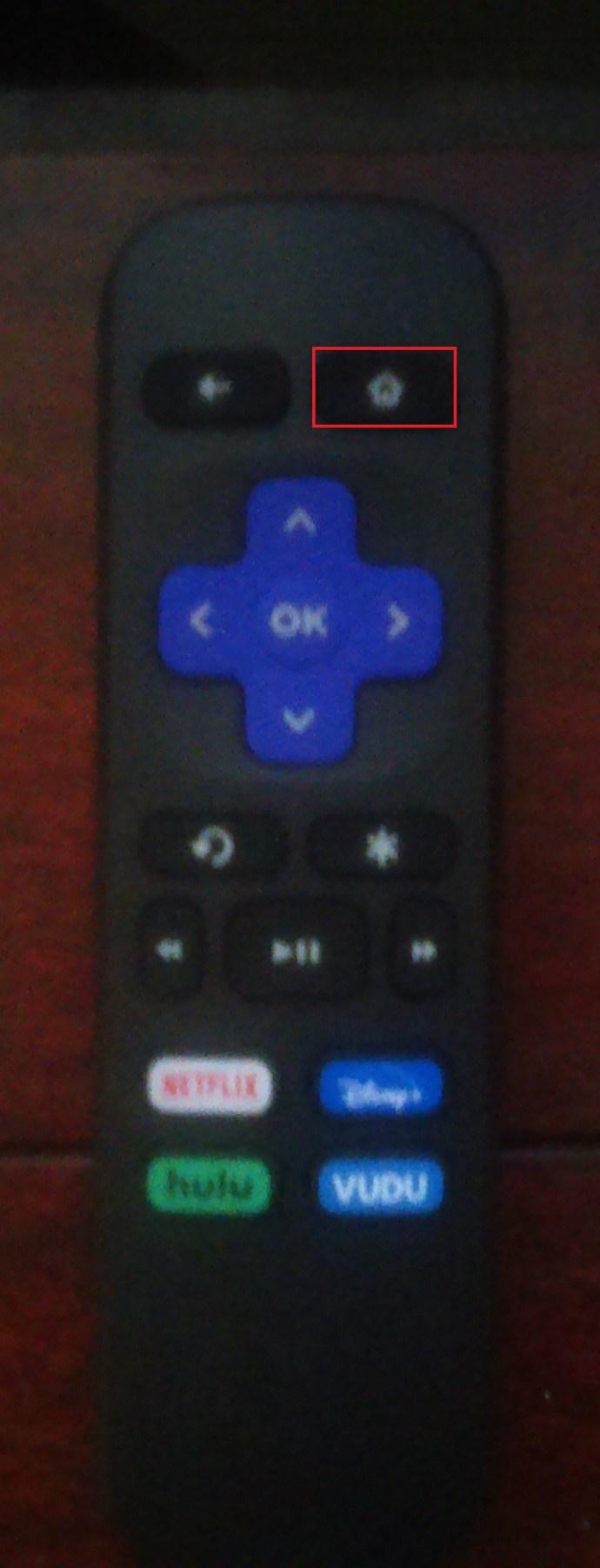 Roku remote 2