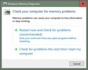 win-memory-diagnostic