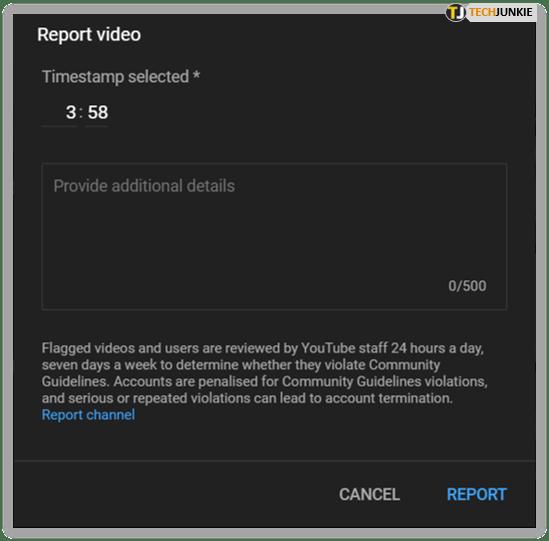 طريقة الإبلاغ عن قناة يوتيوب (شرح بالصور)