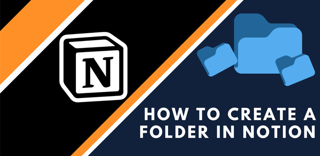 How to Create a Folder in Notion