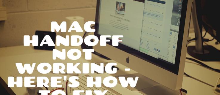 Mac Handoff Not Working - Here's How To Fix