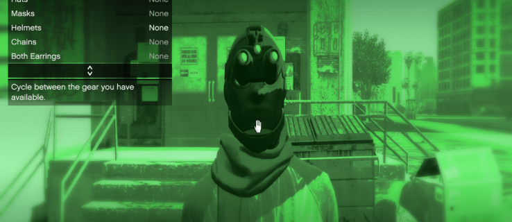 How to Use Night Vision in GTA 5