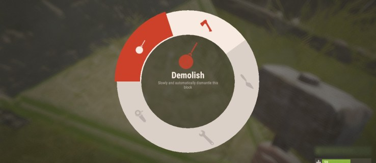 How to Demolish Walls in Rust