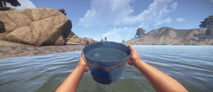 How to Get Water in Rust