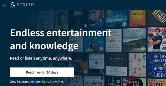 How to Download a PDF from Scribd