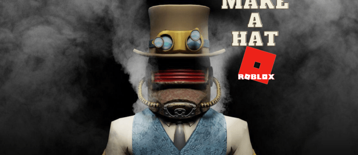 How to Make a Hat in Roblox
