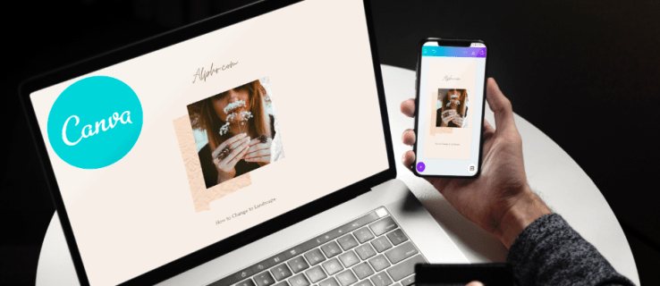 How To Change to Landscape in Canva
