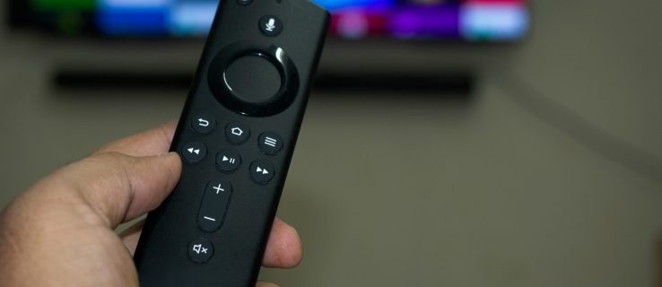 How To Fix a Firestick Remote That's Not Working