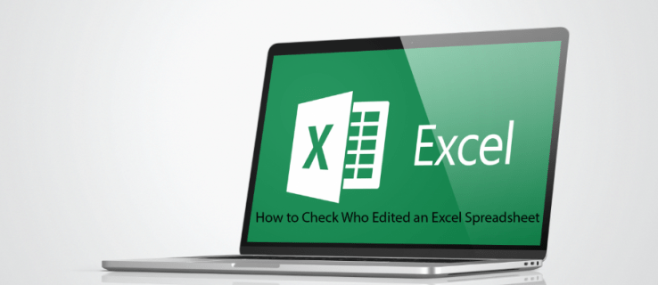 How to Check Who Edited an Excel Spreadsheet